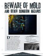 EN5ider #137- Beware of Mold & Other Dungeon Hazards