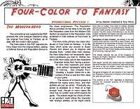 Four-Color to Fantasy Revised Preview