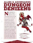 EN5ider #151 - Allies & Adversaries: Dungeon Denizens