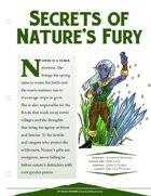 EN5ider #161 - Secrets of Nature's Fury