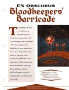 EN5ider #172 - EN Obscurus: Bloodkeepers' Barricade