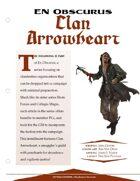 EN5ider #175 - EN Obscurus: Clan Arrowheart