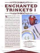 EN5ider #200 - Enchanted Trinkets #1
