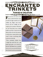 EN5ider #222 - Enchanted Trinkets #4: Rogues in the House