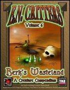 E.N. Critters - Berk's Wasteland
