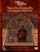 War of the Burning Sky (DnD 3.5)  #6: Tears of the Burning Sky