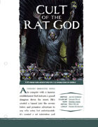 [WOIN] Cult of the Rat God