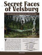 EN5ider #276 - Mini-Adventure: Secret Faces of Velsburg