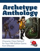 Archetype Anthology