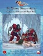 War of the Burning Sky (DnD 3.5)  #8: O, Wintry Song of Agony
