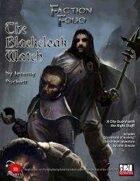 Faction Folio 2: The Blackcloak Watch