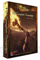 War of the Burning Sky: The Complete Campaign (D&D 3.5)