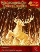WotBS 4E #2: The Indomitable Fire Forest of Innenotdar