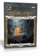 ZEITGEIST #3: Digging for Lies (Pathfinder RPG)