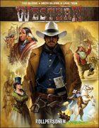 Western IV - Grundbok I: Rollpersonen