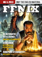 Fenix English Edition 5, 2013