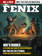 Fenix English Edition 1, 2015