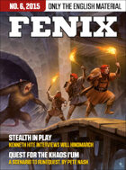 Fenix English Edition 6, 2015