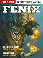 Fenix English Edition 2, 2018