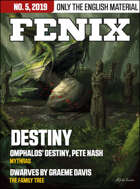 Fenix English Edition 6, 2019