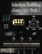 Modern Building Accessory Pack 1