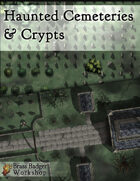 Haunted Cemeteries & Crypts