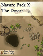 Nature Pack X - The Desert