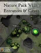 Nature Pack VIII - Entrances & Caves