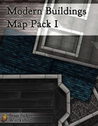 Modern Building Map Pack I