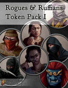 Rogues & Ruffians Token Pack I