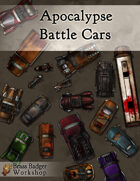 Apocalypse Battle Cars
