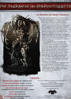 The Darkness in Shadowturrets (Master)