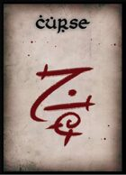 Curse Spell Cards