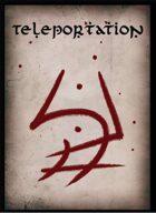Teleportation Spell Cards