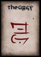 Theurgy Spell Cards