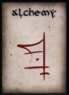Alchemy Spell Cards