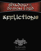 SotDL Affliction Cards