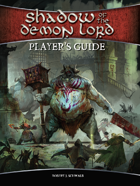 Shadow of the Demon Lord: Player's Guide