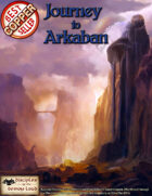 Journey to Arkaban - Adventure for Shadow of the Demon Lord