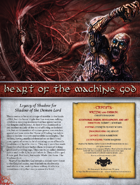Heart of the Machine God