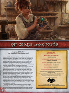 Of Gears and Ghosts