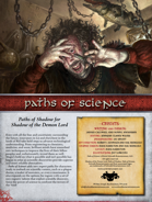 Paths of Science