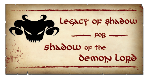 Legacy of Shadow