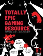 Totally Epic Gaming Resource