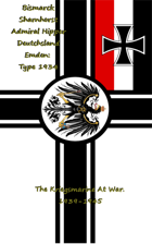 The Kriegsmarine at war: 1939-1945