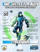 And Justice for All! v01 - Cyberhawk