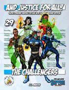 And Justice for All! v29 - The Challengers