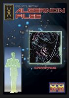 The ALGERNON Files Deluxe Edition: Carapace