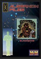 The ALGERNON Files Deluxe Edition: Blackbone