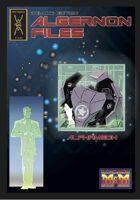 The ALGERNON Files Deluxe Edition: Alphamech